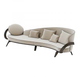 полукруглый диван купить