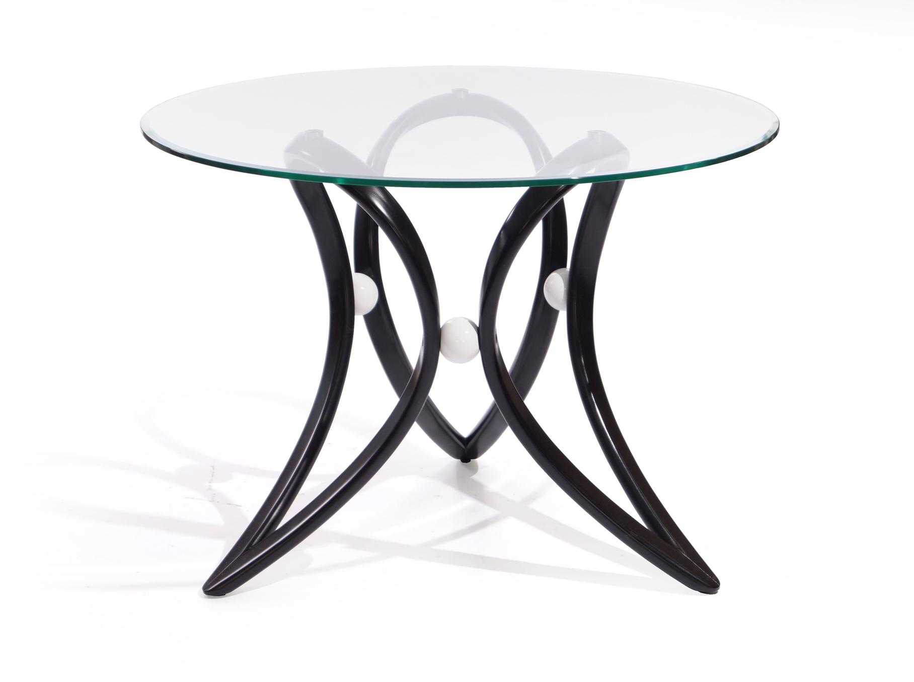 стол обеденный круглый дизайнерский