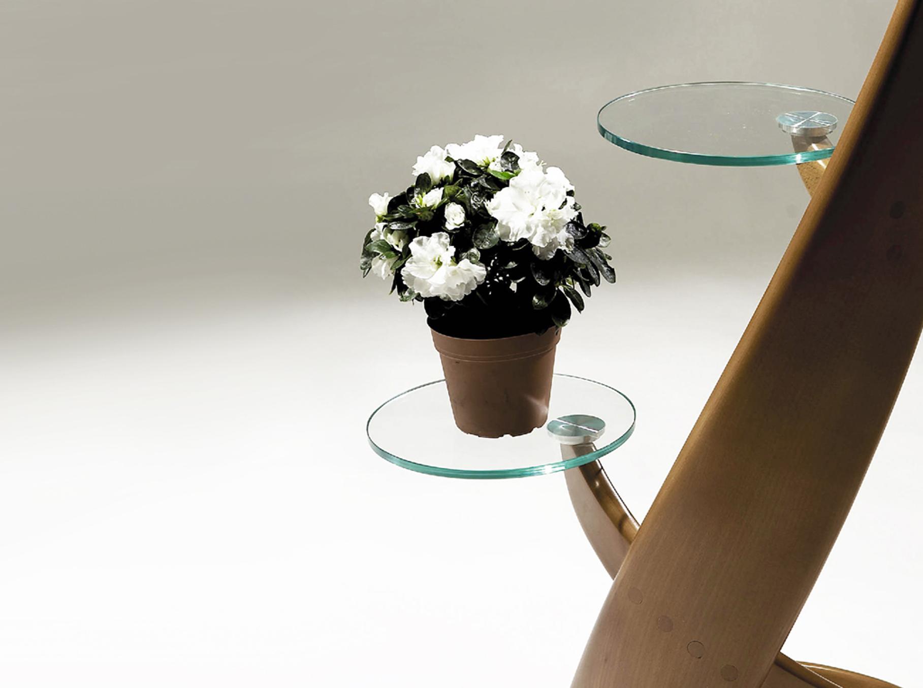 Дизайнерские подставки под цветы и тв