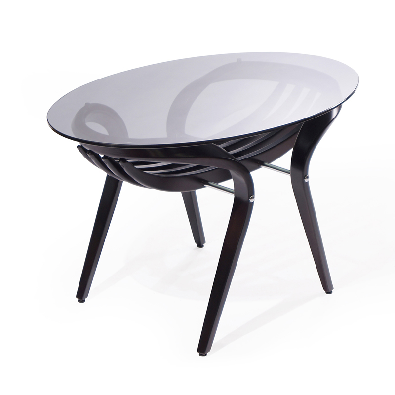 журнальный стол со стеклянной столешницейжурнальный стол со стеклянной столешницей