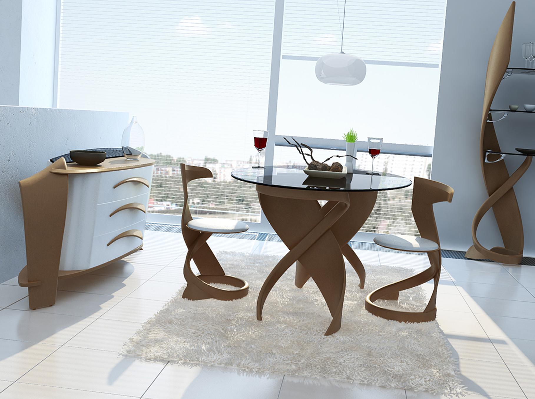 дизайнерские стулья на заказ