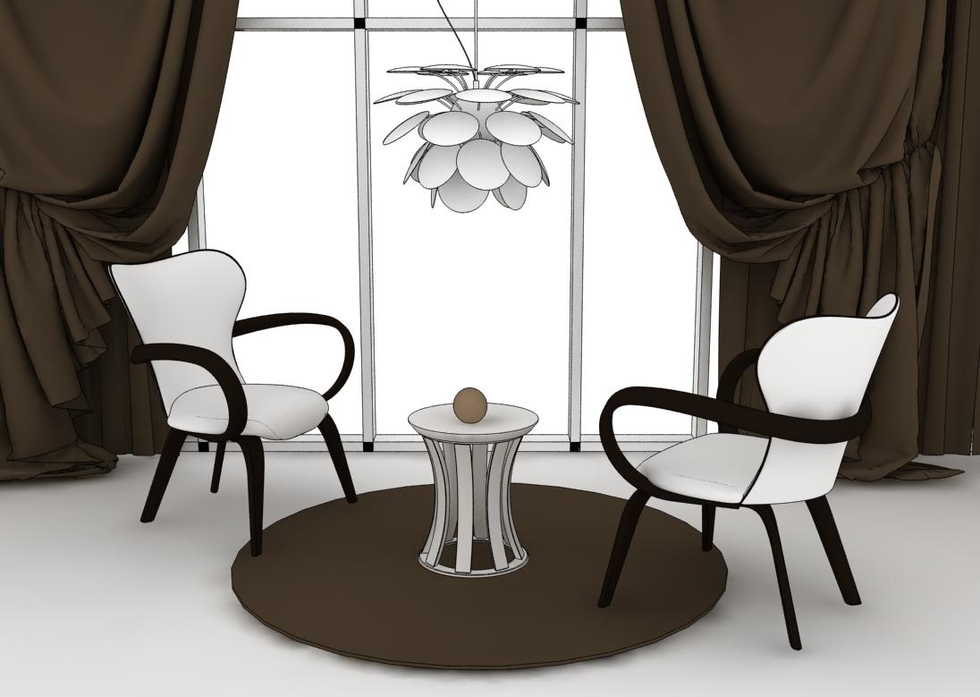 дизайнерская мебель купить