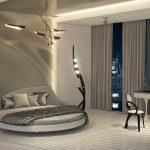 круглые кровати размеры и цены фото