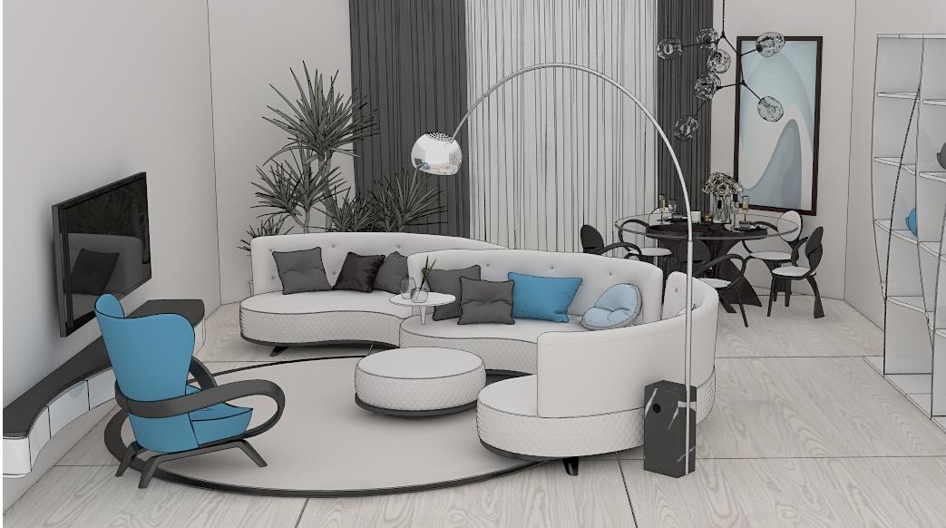 Дизайн интерьера современных квартир