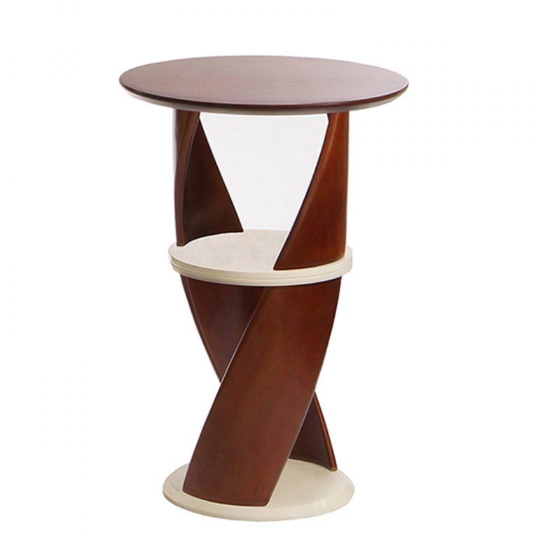 Дизайнерский круглый барный стол