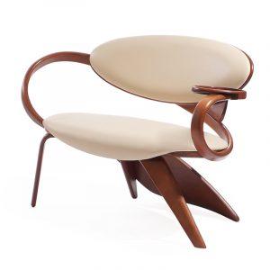 Деревянная дизайнерская мебель