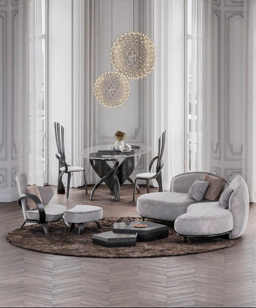 Как выбрать стулья под определенный стиль