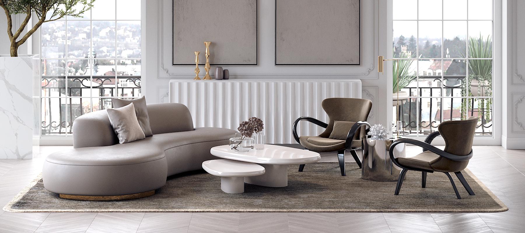 Уникальная мебель в гостиную