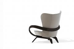 кресло априори S вид сзади