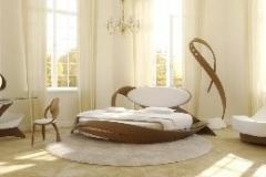 комната в стиле модер