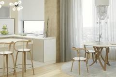 Интерьер кухни в стиле модерн