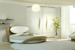 Спальня с креслом brazo